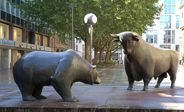 Bull and Bear shorting